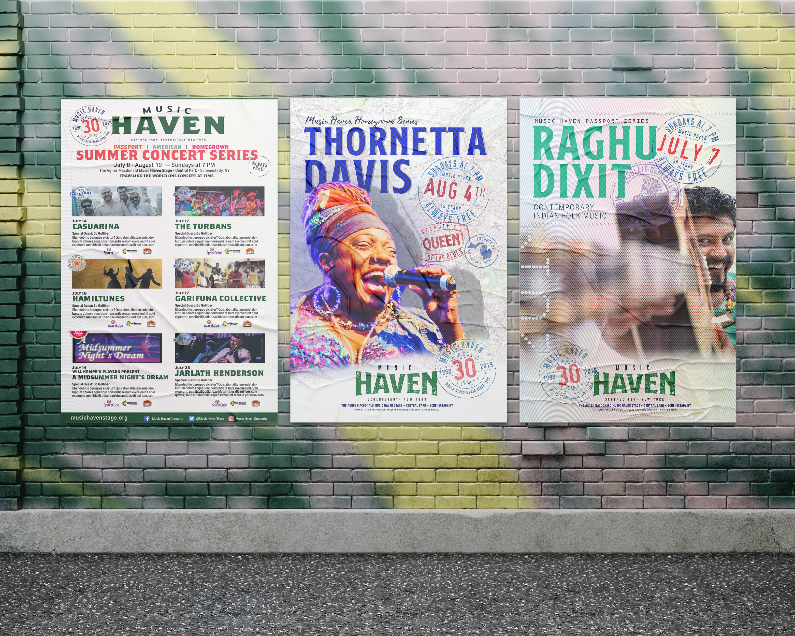 HAVEN_posters_wall