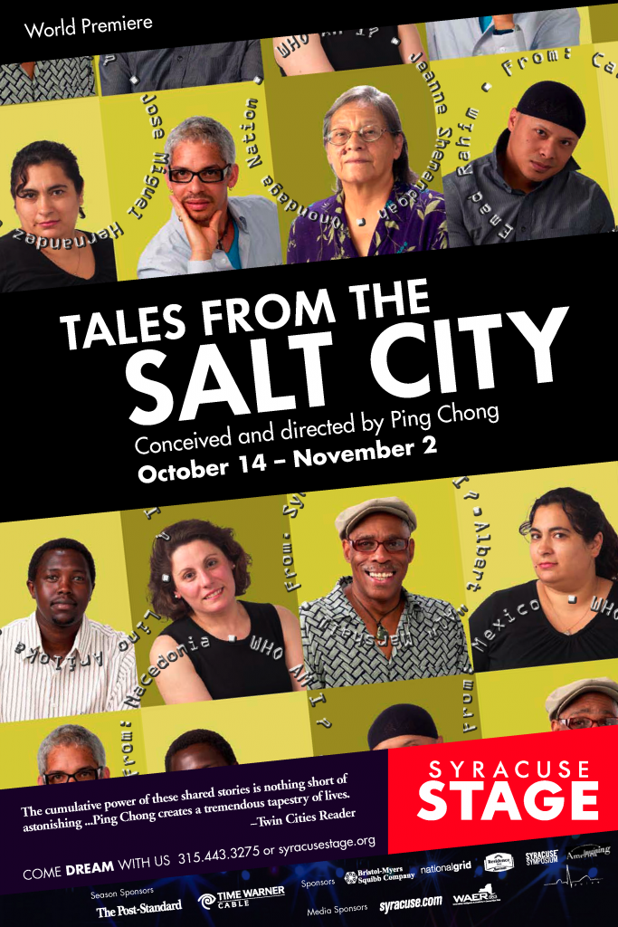 Tales from the Salt City